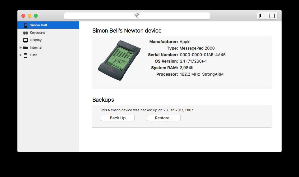 Screenshot apple mac os x 10.6.9